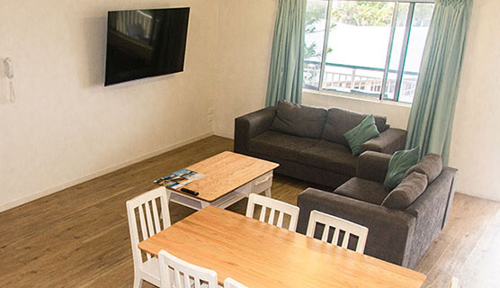 Eurong Beach Resort Accommodation