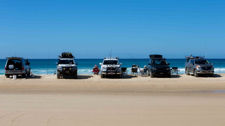 Tides And Permits Eurong Beach Resort Fraser Island Accommodation