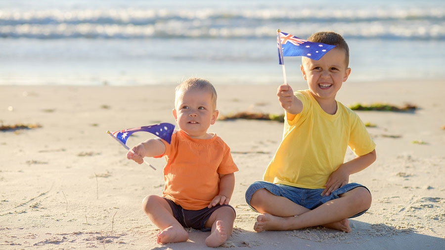 26 Jan 17: Australia Day on Fraser Island