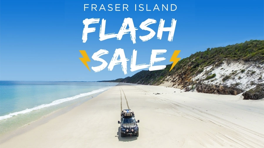 Fraser Island is ON SALE!
