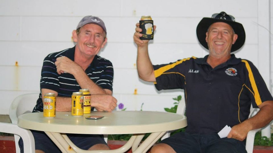 Here's cheers to all the fabulous folks from Four Wheel Drive Queensland for their amazing clean up work!