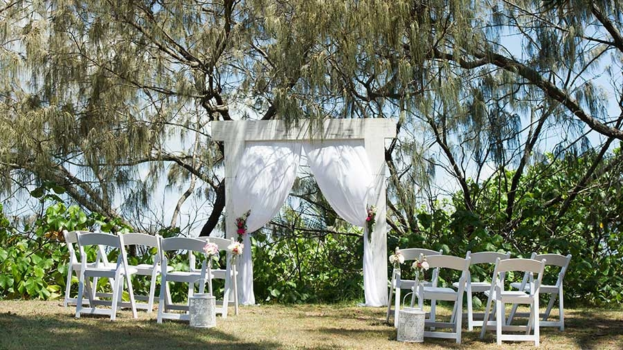 Eurong Beach Resort Weddings