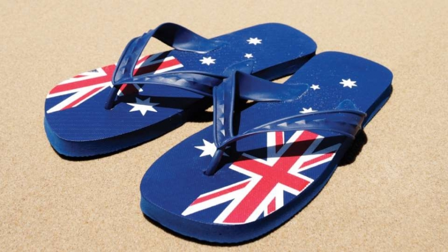 26 Jan 16: Australia Day on Fraser Island
