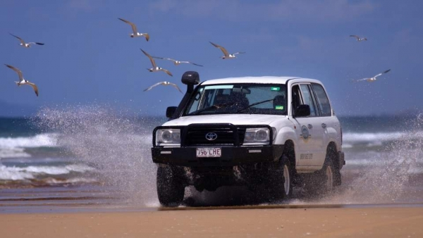 4WD Hire Package ex-Hervey Bay