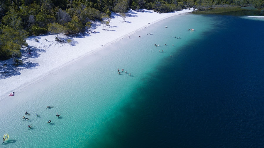 Fraser Island Bus Tours From Hervey Bay